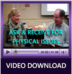 Ask and Receive for Physical Issues Video
